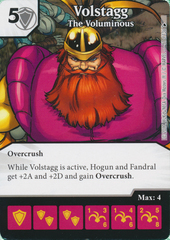 Volstagg - The Voluminous (Card Only)