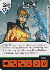 Crystal - Geokinesis (Die and Card Combo)