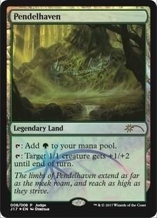 Pendelhaven (Judge Foil)