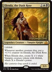 Elenda, the Dusk Rose - Foil - Prerelease Promo
