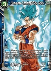 Comrades Combined Son Goku - EX01-01 - EX on Channel Fireball