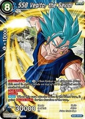 SSB Vegito, the Savior (Foil) - EX01-04 - EX