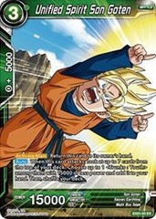 Unified Spirit Son Goten (Foil) - EX01-05 - EX