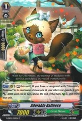 Adorable Balinese - G-EB02/059EN - C on Channel Fireball
