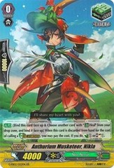 Anthurium Musketeer, Nikla - G-EB02/022EN - RR on Channel Fireball