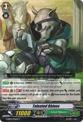 Talented Rhinos - G-EB02/055EN - C