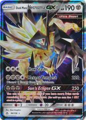 Dusk Mane Necrozma GX - 90/156 - Ultra Rare