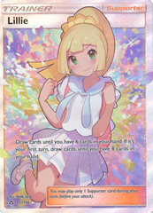 Lillie - 151/156 - Full Art Ultra Rare