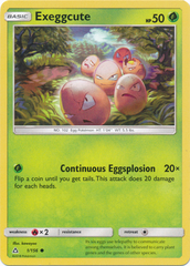 Exeggcute - 1/156 - Common