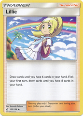 Lillie - 125/156 - Uncommon