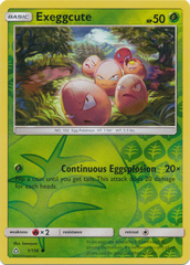 Exeggcute - 1/156 - Common - Reverse Holo