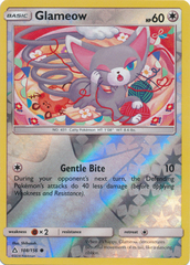 Glameow - 108/156 - Common - Reverse Holo