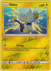 Shinx - 46/156 - Common - Reverse Holo