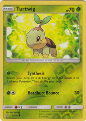 Turtwig - 6/156 - Common - Reverse Holo