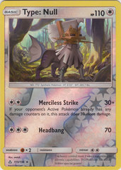 Type: Null - 115/156 - Rare - Reverse Holo