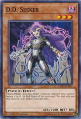 D.D. Seeker - EXFO-EN031 - Common - 1st Edition on Channel Fireball