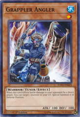 Grappler Angler - EXFO-EN029 - Common - 1st Edition