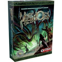 Mythos Tales: Second Edition (2E)