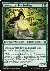 Azusa, Lost but Seeking - Foil (A25)