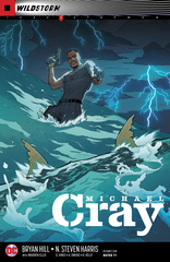 Wildstorm Michael Cray #5 Var Ed