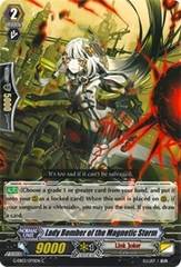 Lady Bomber of Magnetic Storm - G-EB03/070EN - C