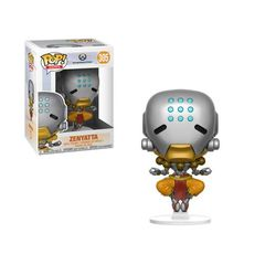 Pop! Games 305: Overwatch - Zenyatta