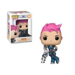 Pop! Games 306: Overwatch - Zarya