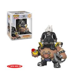Pop! Games 309: Overwatch - Roadhog