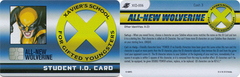 All-New Wolverine - XID-006 - Common