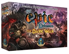 Tiny Epic Defenders - The Dark War