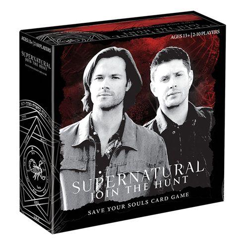 Supernatural Save Your Souls Card Game