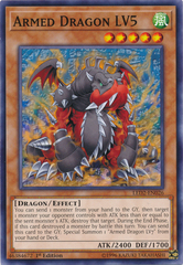 Armed Dragon LV5 - LED2-EN026 - Common - 1st Edition