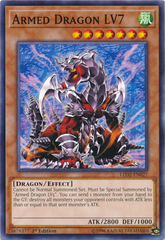 Armed Dragon LV7 - LED2-EN027 - Common - 1st Edition