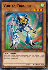 Vortex Trooper - LED2-EN046 - Common - 1st Edition