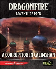 Dragonfire Adventure Pack: Corruption In Calisham