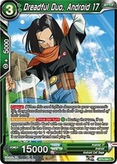 Dreadful Duo, Android 17 - BT3-064 - C