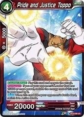 Pride and Justice Toppo - BT3-026 - UC