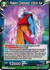 Powers Combined, Kibito Kai - BT3-043 - C