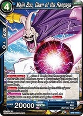 Majin Buu, Dawn of the Rampage - BT3-050 - C