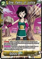 Gine, Family of Justice - BT3-087 - C