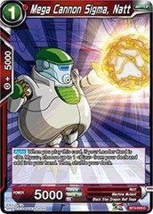 Mega Cannon Sigma, Natt - BT3-023 - C