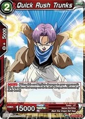 Quick Rush Trunks - BT3-011 - UC