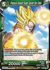 Pressure Assault Super Saiyan Son Goku