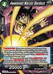 Awakened Warrior Bardock - BT3-110 - UC
