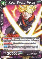 Killer Sword Trunks - SD3-02 - ST
