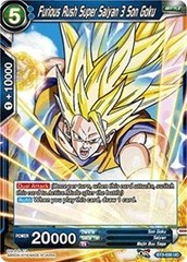 Furious Rush Super Saiyan 3 Son Goku - BT3-035 - UC