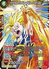 Victorious Fist Super Saiyan 3 Son Goku - BT3-003 - SR