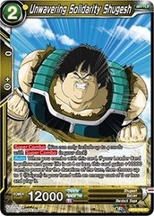 Unwavering Solidarity Shugesh (Foil) - BT3-100 - C