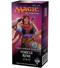 Challenger Decks - Vehicle Rush