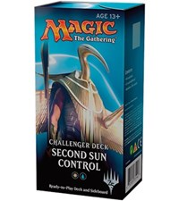 Challenger Decks: Second Sun Control
